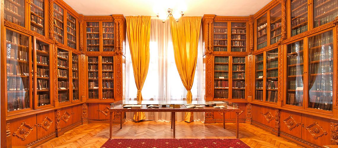 Cabinetul de carte veche românească