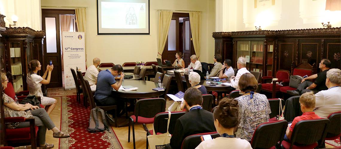 Congresul Internațional de Studii Sud-Est Europene la Biblioteca Sfântului Sinod