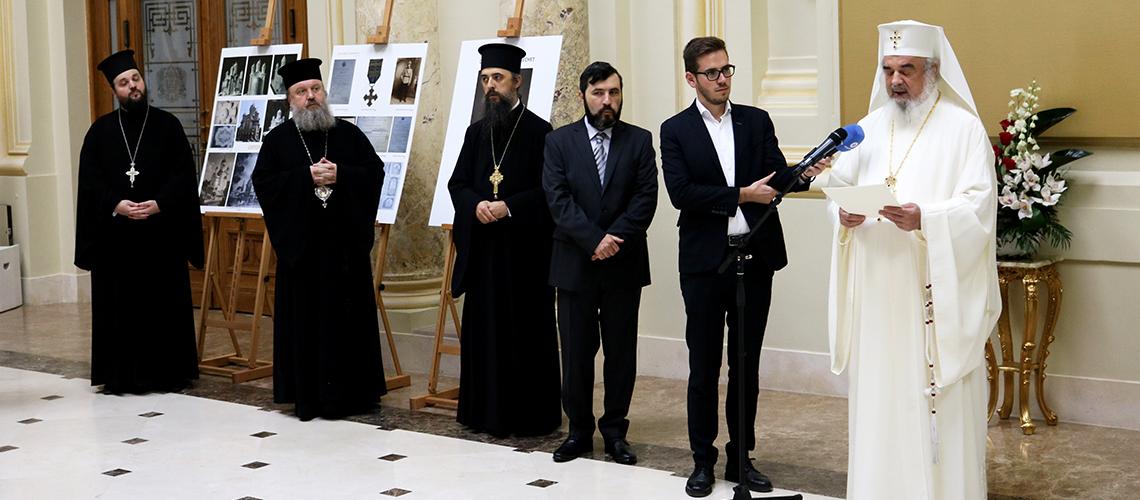 Dimitrie Ionescu-Berechet, Arhitectul Patriarhiei Române